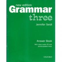 Oxford Grammar Three Answer Book New Edition