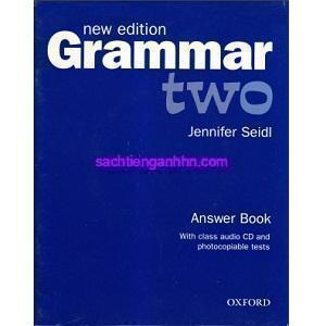 Oxford Grammar Two Answer Book New Edition