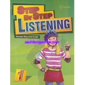Step by Step Listening 1 Answer Key and Scrip