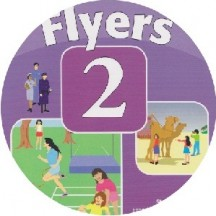 Cambridge Flyers 2 CD Audio