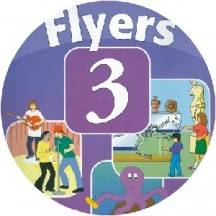 Cambridge Flyers 3 CD Audio