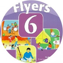 Cambridge Flyers 6 CD Audio