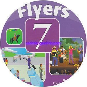 Cambridge Flyers 7 CD Audio