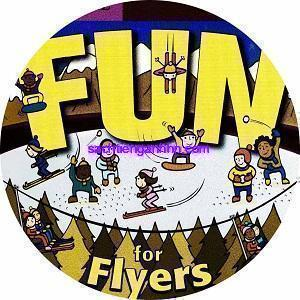 Cambridge Fun for Flyers Audio CD