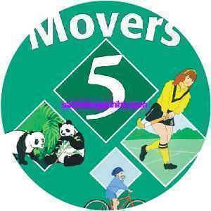 Cambridge Movers 5 CD Audio