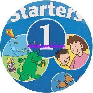 Cambridge Starters 1 CD Audio