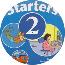 Cambridge Starters 2 CD Audio