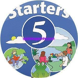Cambridge Starters 5 CD Audio