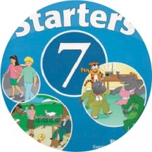 Cambridge Starters 7 CD Audio