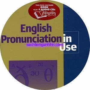 English Pronunciation In Use 4(four) Audio CD