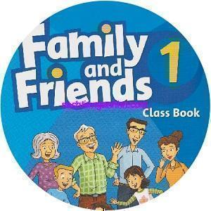 Family and Friends 1 Class CD