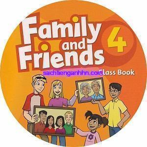 Family and Friends 4 Class CD