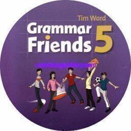 Grammar Friends 5 Student CD-ROM