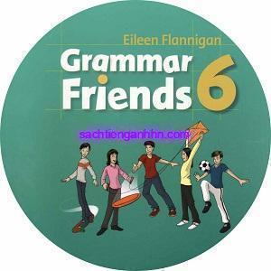 Grammar Friends 6 Student CD-ROM