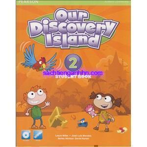 Our Discovery Island 2 Student Book