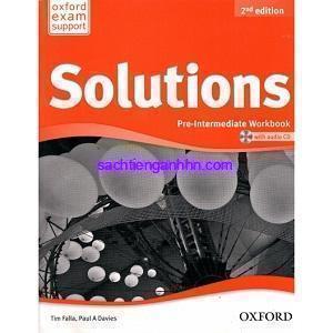 Solutions 2nd Pre-Intermediate Workbook