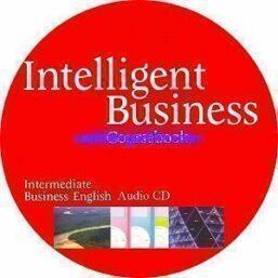 Intelligent Business Coursebook Intermediate Audio CD