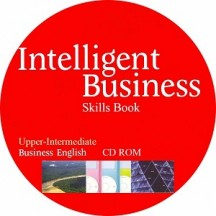 Intelligent Business Skills Book Upper-Intermediate CDROM