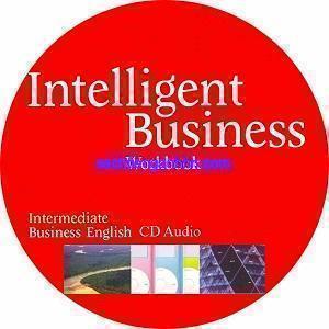 Intelligent Business Workbook Intermediate CD Audio