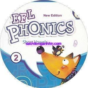 New Efl Phonics 2 Short Vowels Audio CD