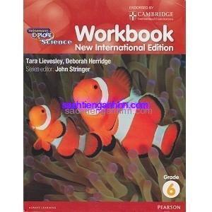 Heinemann Explore Science Grade 6 Work Book