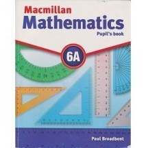 Mathematics Pupil's Book 6A ebook pdf download Macmilan
