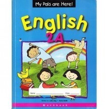 My Pals are here! English Workbook 2A ebook pdf cd download