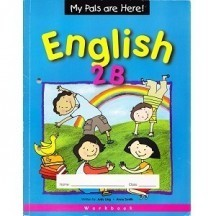 My Pals are here! English Workbook 2B ebook pdf cd download