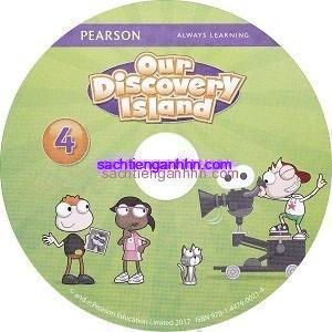 Our Discovery Island 4 Student Book Audio CD ebook pdf download