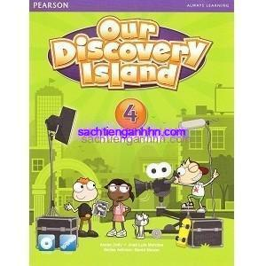 Our Discovery Island 4 Student Book ebook pdf cd download