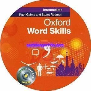 Oxford Word Skills Intermediate CD-ROM ebook pdf cd download