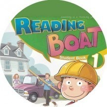 Reading Boat 1 Audio CD