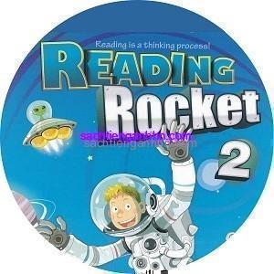 Reading Rocket 2 Audio CD