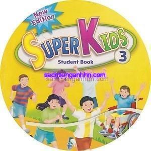 SuperKids 3 Class Audio CD 1