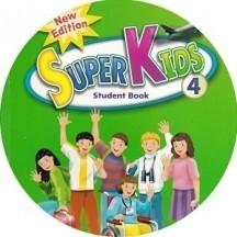 SuperKids 4 Class Audio CD 1