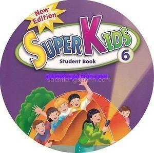 SuperKids 6 Activity Book CDA