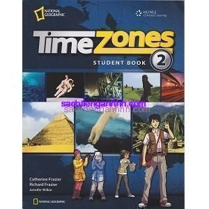 Time Zones 2 Student Book ebook pdf cd download