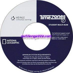 Time Zones 2 Student MultiROM ebook pdf cd download