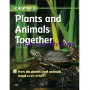 California Science 1 chapter 3 Plants and Animals Together