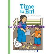 Time to Eat Pearson Scott Foresman Leveled Readers