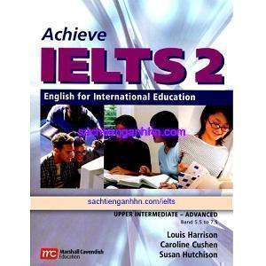 Achieve IELTS 2 Student Book Upper-Intermediate Advanced Band 5.5 to 7.5