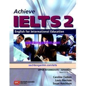 Achieve IELTS 2 Workbook Upper-Intermediate Advanced Band 5.5 to 7.5