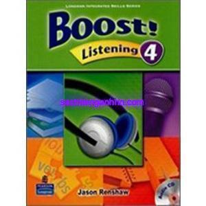 sach Boost! Listening 4 Student Book