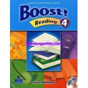 Sach Boost! Reading 4 Student Book