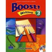 Mua sach Boost! Writing 3 Student Book