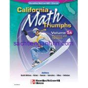 California Math Triumphs 5A Functions and Equations