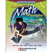 California Math Triumphs 6B Measurement