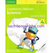 Sách Cambridge Primary Science 4 Learner's Book
