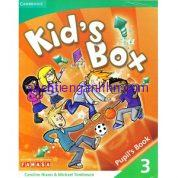 Mua sach Kid's Box 3 Pupil's Book