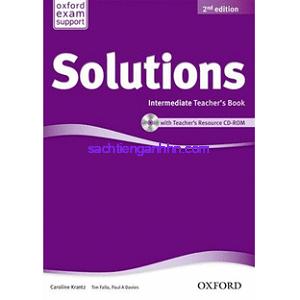 Solutions 2nd Intermediate Teacher Book